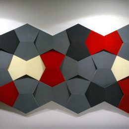 geometrine-sienu-danga-x